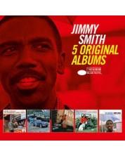 Jimmy SMITH - 5 Original Albums (5 CD)