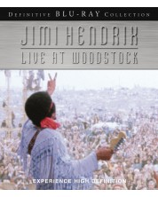 Jimi Hendrix - Live at Woodstock (Blu-Ray)