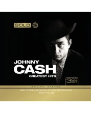 Johnny Cash - Gold - Greatest Hits (3 CD)