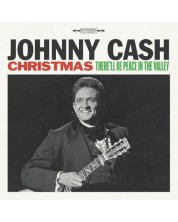 Johnny Cash - Christmas: There'll Be Peace In The Vall (Vinyl)