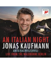 Jonas Kaufmann - An Italian Night – Live from The Waldbuhne Berlin (CD)