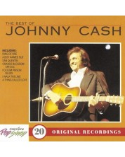 Johnny Cash - The Best Of Johnny Cash (CD)
