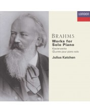 Julius Katchen - Brahms: Works for solo Piano (CD Box)