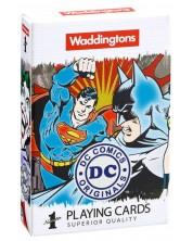 Carti de joc Waddingtons - DC Retro