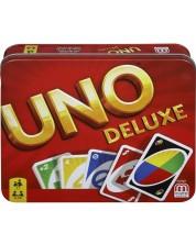 Carti de joc Mattel UNO Deluxe
