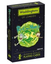 Joc de carti Waddingtons - Rick si Morty