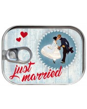 Felicitare in conserva Gespaensterwald - Just Married -1