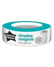Rezerva pentru cos igienic Tommee Tippee - Simplee -1