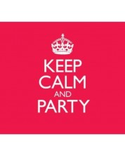 Keep Calm And Party (CD)