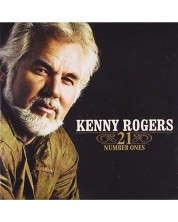 Kenny Rogers - 21 Number Ones - Int'l (CD)