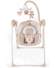 Balansoar pentru bebelusi Kikka Boo - Lulla Baby -1