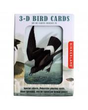Carti de joc 3D Kikkerland - 3D Birds