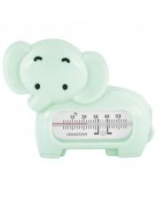 Termometru de baie Kikka Boo - Elephant, Mint -1