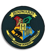 Covoras Groovy Movies: Harry Potter - Hogwarts Shield 100 x 100 cm