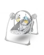 Balansoar 2 in 1 pentru bebelusi KinderKraft Flo - Menta -1