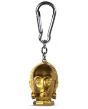 Breloc 3D Pyramid Movies: Star Wars - C-3PO