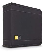 Clasor pentru 32 buc. CD - Case Logic, negru