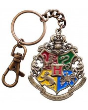 Breloc 3D The Noble Collection Movies: Harry Potter - Hogwarts