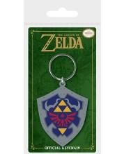 Breloc Pyramid Games:  The Legend of Zelda - Hylian Shield