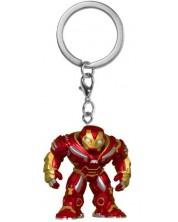 Breloc Funko Pocket Pop! Avengers: Infinity War - Hulkbuster, 4 cm