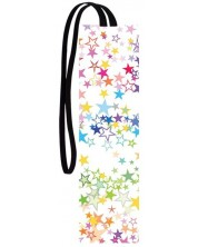 Separator de carte cu elastic Simetro - Stars -1