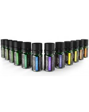 Set de uleiuri esentiale naturale Anjou PCN 013, 12 х 5 ml -1