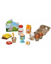 Set de jucarie Lelin - Produse pentru mic dejun -1