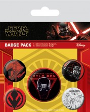 Set insigne Pyramid Star Wars: The Rise of Skywalker - Sith