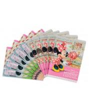 Set de 10 caiete Minnie - A5, 24 file -1