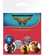Set insigne GB eye DC Comics: Wonder Woman - Key Art