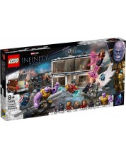 Constructor Lego Marvel Super Heroes Avengers: Endgame - Ultima batalie (76192)