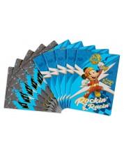 Set de 10 caiete Mickey - A5, 24 file -1
