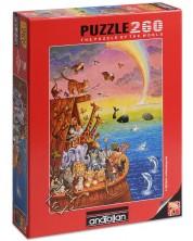 Puzzle Anatolian de 260 piese - Nava lui Noe, Bill Bell