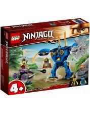 Set de construit Lego Ninjago - Jay's Electro Mech (71740)