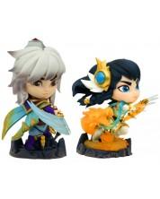 Set figurine Riot Games: League of Legends - Irelia & Talon