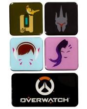 Set magneti Blizzard Games: Overwatch - Series 2
