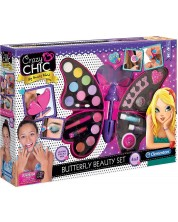 Salon de frumusete Clementoni Crazy Chic - Butterfly -1
