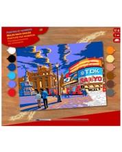 Set creativ de desen KSG Crafts - London Piccadilly -1