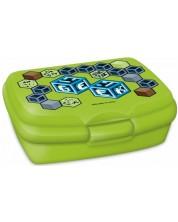 Cutie pentru mancare Ars Una Geek - Verde
