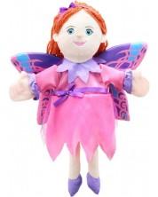 Papusa pentru teatru de papusi The Puppet Company - Zana roz, 38 cm