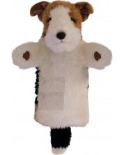 Papusa pentru teatru The Puppet Company - Fox Terrier, 38 cm