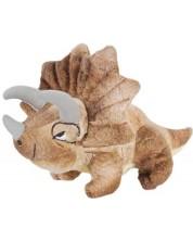 Papusa pentru teatrul de papusi The Puppet Company - Triceratops, pentru deget