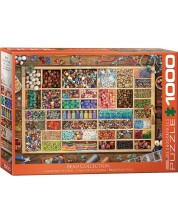 Puzzle Eurographics de 1000 piese - Bead Collection