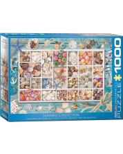 Puzzle Eurographics de 1000 piese - Seashell Collection