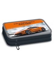 Penar scolar Ars Una Lamborghini - Cu 2 compartimente -1