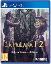 LA-Mulana 1 & 2 - Hidden Treasures Edition (PS4)
