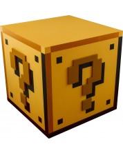 Lampa Paladone Super Mario Bros. - Question Block