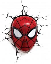 Lampa3DLightFX Marvel: Spider-man - Head