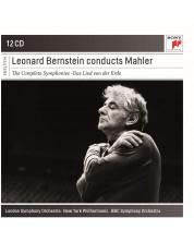 Leonard Bernstein Conducts Mahler (12 CD)