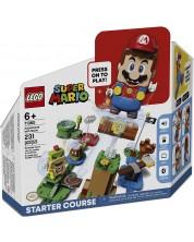 Constructor Lego Super Mario - Aventurile lui Mario, set de baza (71360)